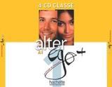 Alter ego + 1 - cd audio classe importado - Hachette franca