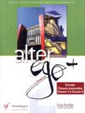 Alter ego plus 2 - livreto edicao alianca francesa - Hachette franca