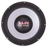 Alto Falante Bravox Rave RV15-S4 2.2KW 15 Polegadas 1100 W RMS 4R Woofer