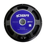 Alto-falante DBR PW12 de 12