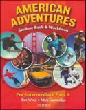 American adventures - pre-intermediate a - students book end workbook with cd-rom - Oxford university press do brasil