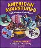 American Adventures - Starter A - Student Book / Workbook With Cd-rom - Oxford