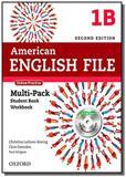 American english file 1 b - multipack b - Oxford