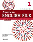 American english file 1 sb with online skills - 2nd ed - Oxford university
