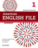 American english file 1 - students book with online skills - second edition - Oxford university press do brasil