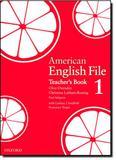 American English File 1 Tb - Oxford do brasil
