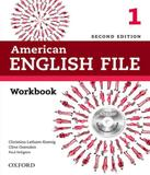 American English File 1 - Workbook - 02 Ed - Oxford