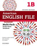 American english file 1b multipack with online practice and ichecker - 2nd ed - Oxford university