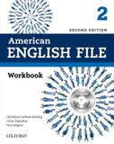 American english file 2 wb with ichecker - 2nd ed - Oxford university