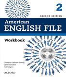 American English File 2 - Workbook - 02 Ed - Oxford
