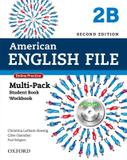 American english file 2b multipack with online practice and ichecker - 2nd ed - Oxford university