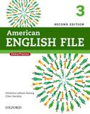American english file 3 sb with online skills - 2nd ed - Oxford university