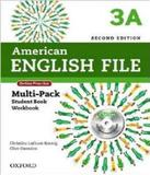 American English File 3a - Multipack With Online Practice And Ichecker - 02 Ed - Oxford