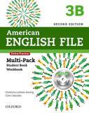 American english file 3b multipack - 2nd ed - Oxford university