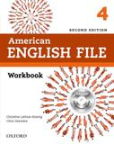American english file 4 wb with ichecker-with cd - 2nd ed - Oxford university