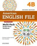 American english file 4b - multipack online practice and ichecker- second edition - Oxford university press do brasil