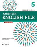American english file 5 sb online skills - 2nd ed - Oxford university