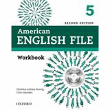 American english file 5 wb with ichecker - 2nd ed - Oxford university