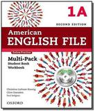 American english file - level 1 a - multi-pack wit - Oxford