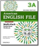 American english file - level 3a - multipack with - Oxford