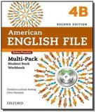 American english file - level 4b- multi-ack with o - Oxford