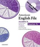 American English File Starter A - Multipack And Multirom - Oxford