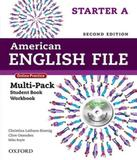 American English File Starter A - Multipack And Multirom With Online Practice E Ichecker - 02 Ed - Oxford