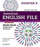 American English File Starter B - Multipack And Multirom With Online Practice E Ichecker - 02 Ed - Oxford