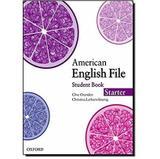 American English File Starter Sb - Oxford