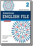 American english file: student book - level 2 - Oxford