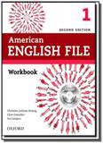 American English File: Workbook - Level 1 - With Ichecker - Oxford