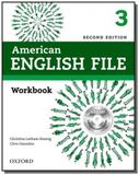 American english file: workbook - level 3 - with i - Oxford