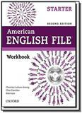 American english file: workbook - level starter - - Oxford