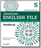 American English File: Workbook - Vol.5 - With Ichecker - Oxford
