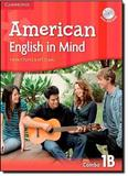 American English in Mind Level 1 - Combo B - Cambridge do brasil