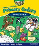 American English Primary Colors 3 - Activity Book - Cambridge