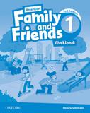 American family and friends 1 wb - 2nd ed - Oxford university