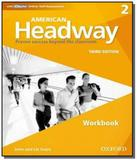 American headway 2 wb with ichecker- 3rd ed - Oxford