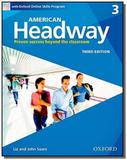 American headway 3 sb and oxford online skills pro