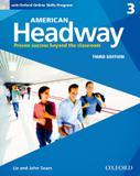 American headway 3 sb with oxford online skills program - 3rd ed - Oxford university