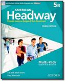 American headway 5b - multipack with oxford online skills program end ichecker - 03 ed