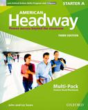 American headway starter a sb multipack with online skills - 3rd ed - Oxford university