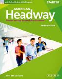 American headway starter sb with online skills - 3rd ed - Oxford university