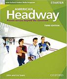 American Headway Starter - Student Book With Online Skills - 03 Ed - Oxford