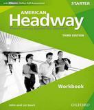 American Headway Starter - Workbook With Ichecker - 03 Ed - Oxford