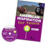 American inspiration for teens - students book with cd-rom-6 - Macmillan do brasil