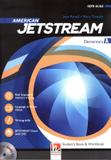 American jetstream elementary sb/wb a + audio cd + e-zone - Helbling languages