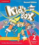 American Kids Box 2 - Students Book - Cambridge