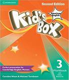 American Kids Box 3 - Workbook With Online Resources - 02 Ed - Cambridge
