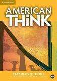 American think 3 - teachers edition - Cambridge university press do brasil